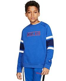 Big Boys Air Logo Sweatshirt