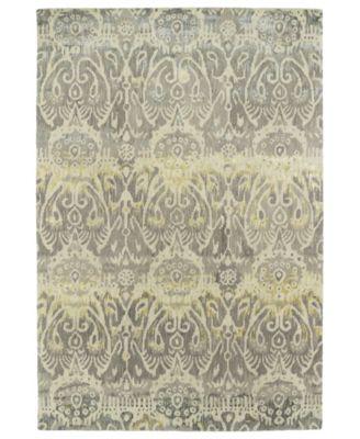 Mercery MER01-75 Gray 8' x 11' Area Rug