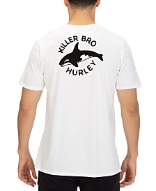 Hurley Men's Killer Bro Graphic Pocket T-Shirt