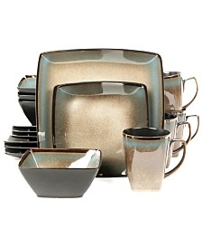 Lanark 16 Piece Dinnerware Set
