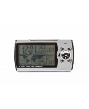 Stilnovo Global Radio Controlled Travel Clock