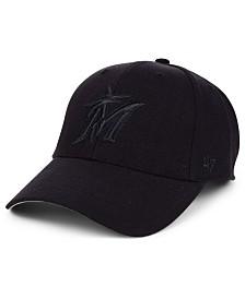 '47 Brand Miami Marlins Black Series MVP Cap