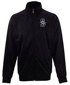 Men's Seattle Mariners Tricot Track Jacket