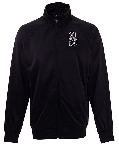 Profile Men's Seattle Mariners Tricot Track Jacket