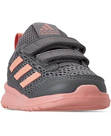 adidas Toddler Girls AltaRun Athletic Sneakers from Finish Line