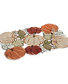 Elrene Harvest Wreath Placemat