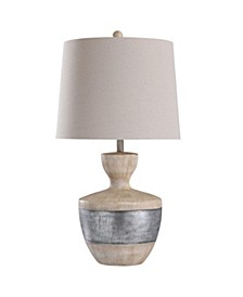 Haverhill 31in Cast Body Table Lamp