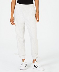 Juniors' Bow-Cuff Cover-Up Jogger Pants, Created for Macy's