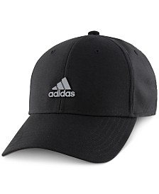adidas Men's Stadium Stretch-Fit Metal-Logo Hat