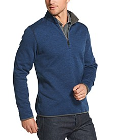 Men's Fleece Quarter-Zip Sweatshirt