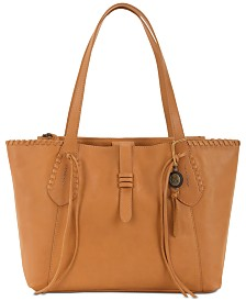 The Sak Heritage Leather Tote
