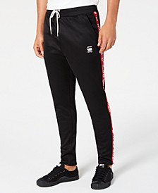 Men's Side Stripe Track Pants, Created for Macy's