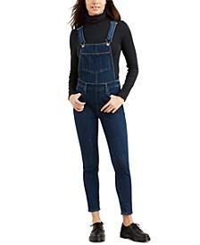 Women's Skinny Overalls
