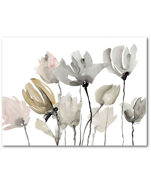 "Courtside Market Tulips 16"" x 20"" Gallery-Wrapped Canvas Wall Art"