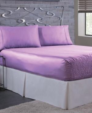 Satin Bed Tite Sheet Set Bedding