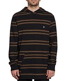 Men's Tehas Stripe Hooded T-Shirt