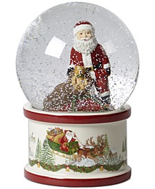 Christmas Toys Large Snow Globe