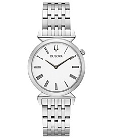 Women's Regatta Stainless Steel Bracelet Watch 30mm