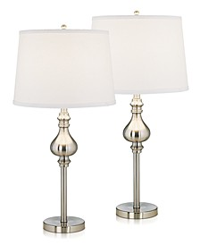 Pacific Coast Teepa Set of 2 Table Lamps