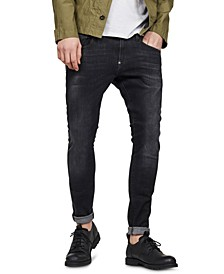 Men's Revend Skinny-Fit Jeans, Created for Macy's