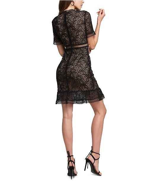 Theodora Lace Dress