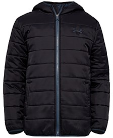 Big Boys Pronto Puffer Hooded Jacket