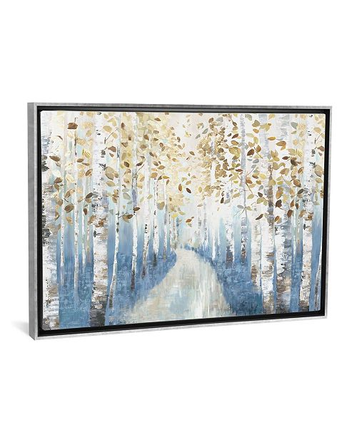 """iCanvas """"New Path I"""" by Allison Pearce Gallery-Wrapped Canvas Print"""