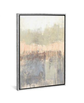 "Blush Neutrals I by Jennifer Goldberger Gallery-Wrapped Canvas Print - 26"" x 18"" x 0.75"""