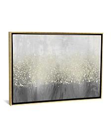 iCanvas Glitter Swirl Ii by Jennifer Goldberger Gallery-Wrapped Canvas Print