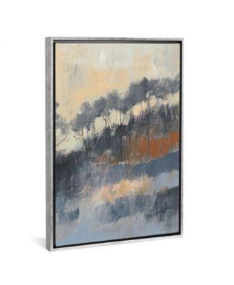 "Paynes Treeline Ii by Jennifer Goldberger Gallery-Wrapped Canvas Print - 26"" x 18"" x 0.75"""