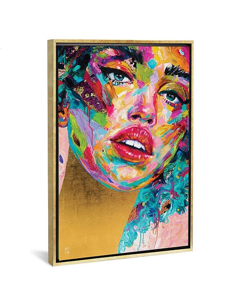 """iCanvas Imaan by Kate Tova Gallery-Wrapped Canvas Print - 26"""" x 18"""" x 0.75"""""""