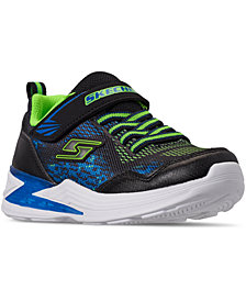 Skechers Little Boys' S Lights: Erupters III - Derlo Light-Up Casual Sneakers from Finish Line