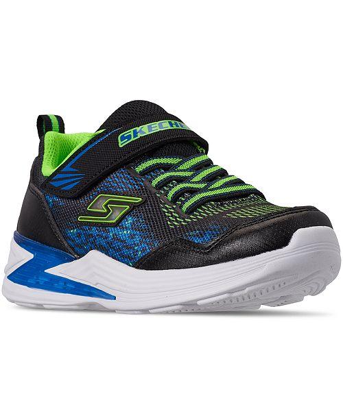 Skechers Little Boys' S Lights: Erupters III - Derlo Light-Up Casual Sneakers from Finish Line