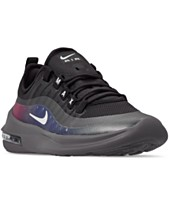 online store 1a9d0 5291b Nike Women s Air Max Axis Premium Casual Sneakers from Finish Line