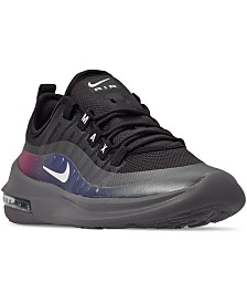 Nike Women's Air Max Axis Premium Casual Sneakers from Finish Line
