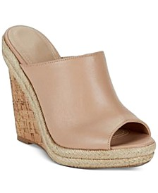 Balen Wedge Sandals