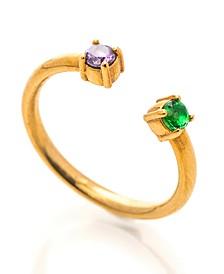 Radiant Open Ring
