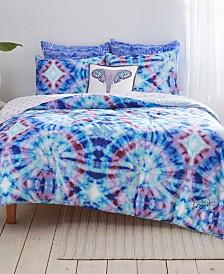 Ivory Ella Izzie Full/Queen Comforter Set