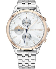 Women's Stainless Steel Bracelet Watch 36mm, Created for Macy's