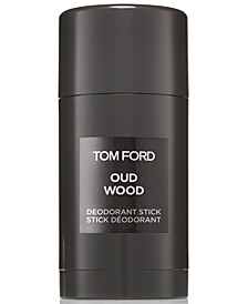 Oud Wood Deodorant Stick, 2.5-oz.