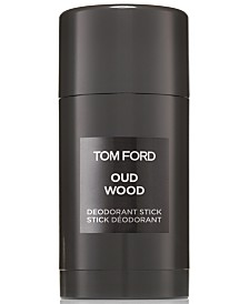 Tom Ford Oud Wood Deodorant Stick, 2.5-oz.