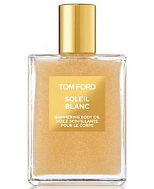 Soleil Blanc Shimmering Body Oil, 3.4-oz.