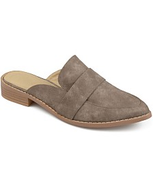 Journee Collection Women's Keely Mules