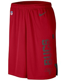 Men's Tampa Bay Buccaneers Player Knit Breathe Shorts
