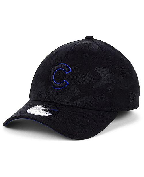New Era Chicago Cubs Tonal Camo 39THIRTY Cap
