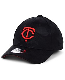 New Era Minnesota Twins Tonal Camo 39THIRTY Cap