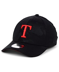 Texas Rangers Tonal Camo 39THIRTY Cap