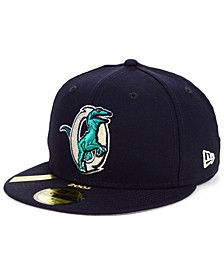 Ogden Raptors MiLB 100TH Anniversary Patch 59FIFTY-FITTED Cap