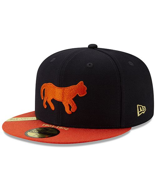 New Era Detroit Tigers Timeline Collection 59FIFTY-FITTED Cap
