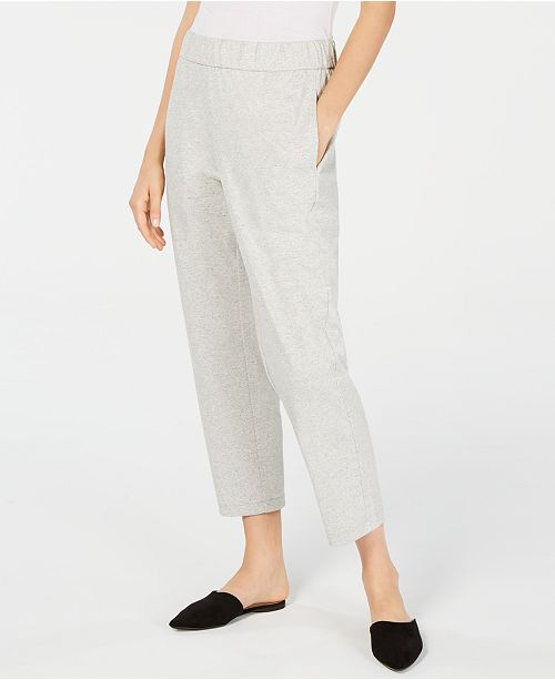 Eileen Fisher Tapered Ankle Pants, Regular & Petite
